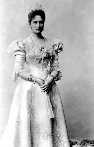 Святая Страстотерпица императрица Александра Фёдоровна.