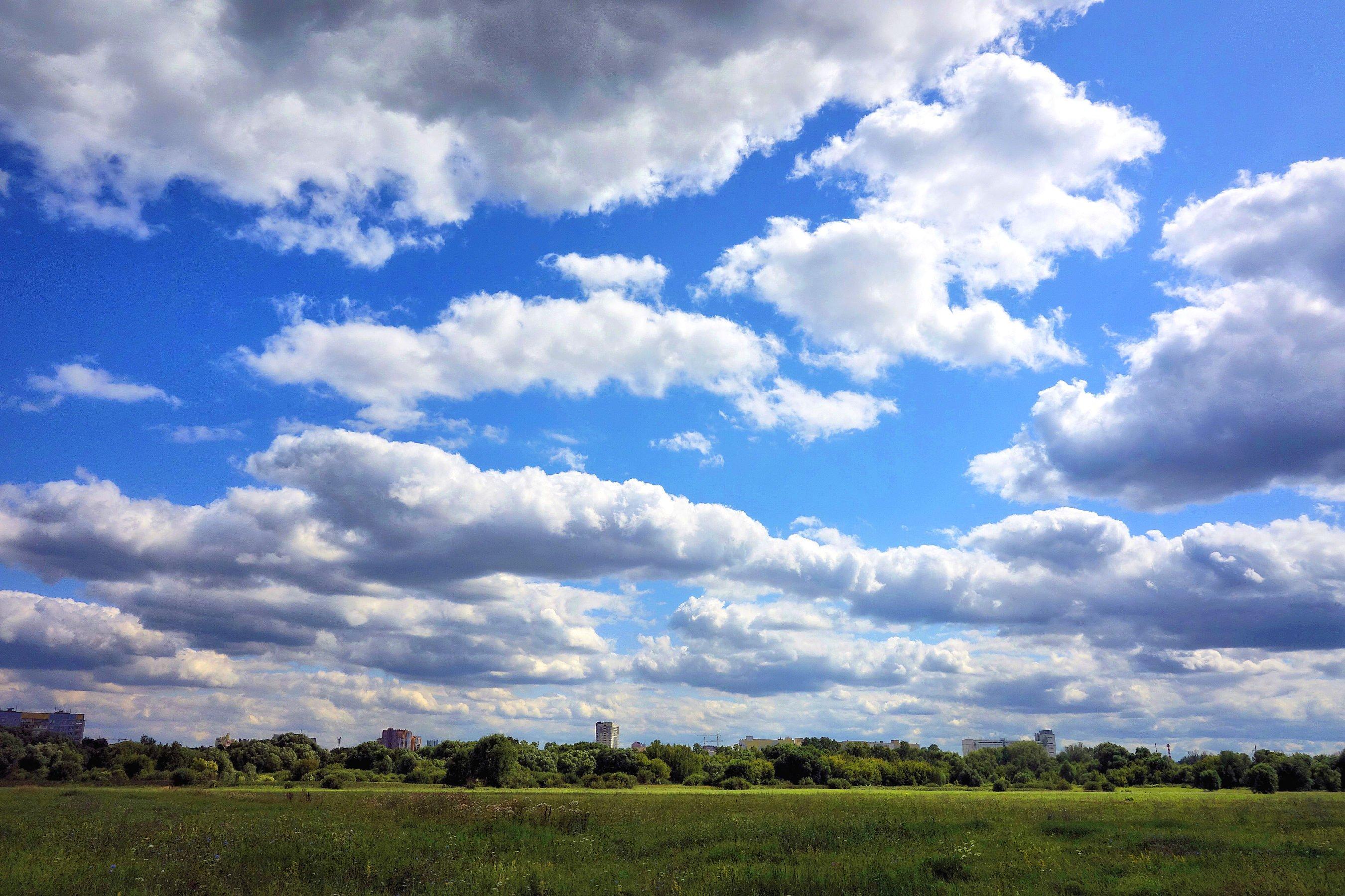 заявку над нами небо голубое картинки нас