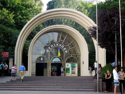 Фуникулёр в Киеве