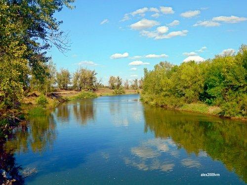Зеркальные воды ерика Пахотного