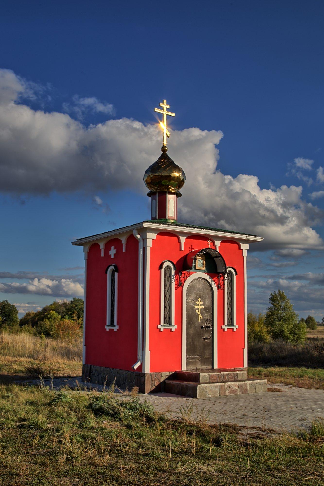 Часовни россии фото