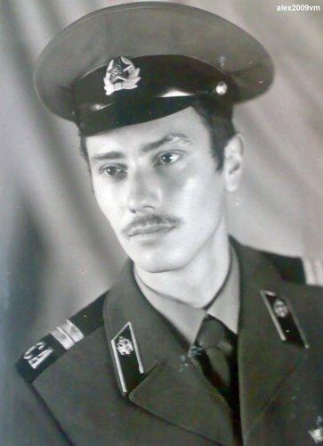 Младший сержант Александр Машков