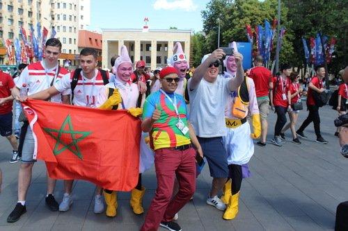 Японо-марокканская дружба вовек!