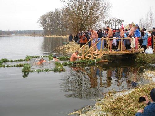 Крещенские купания-2020