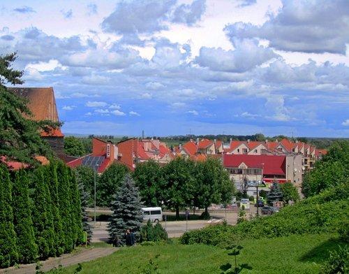 Город Фромборк