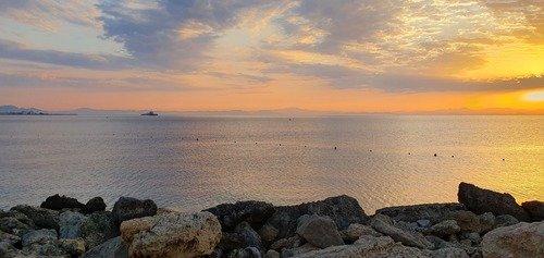 Море, и небо...