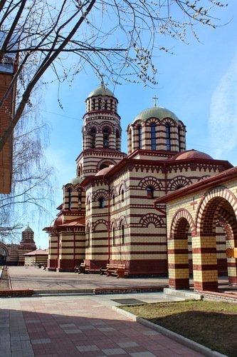 Церковь Покрова Пресвятой Богородицы в Николо-Малицком монастыре