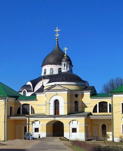 Церковь Спаса Нерукотворного в Твери