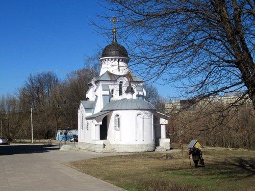 Церковь Царственных Страстотерпцев в Христорождественском монастыре