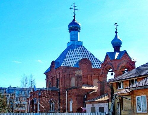 Церковь Николая Чудотворца в Красной Слободе
