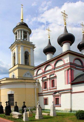 Зачатьевская церковь в Чехове