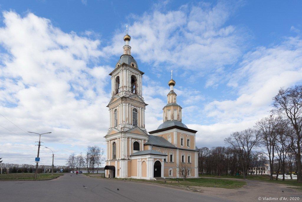 Церковь Казанской Иконы Божией Матери