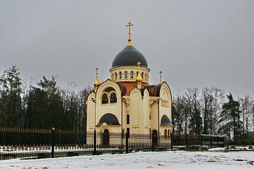Церковь Луки, архиепископа Крымского, в Новом