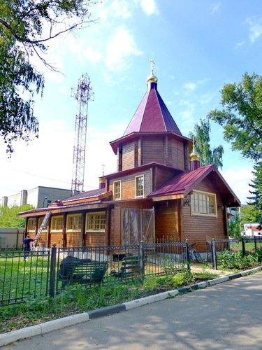 Церковь Иконы Божией Матери Всецарица в Нахабино