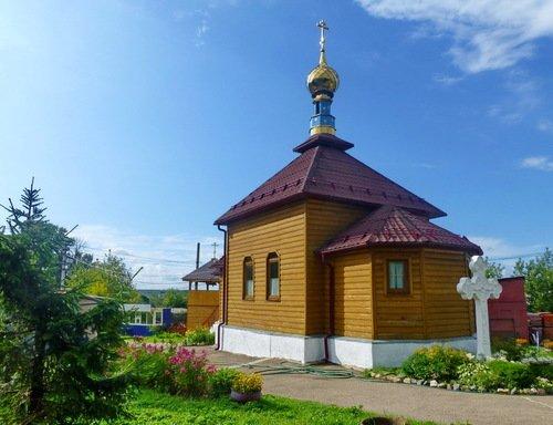 Церковь Покрова Пресвятой Богородицы в Нахабино