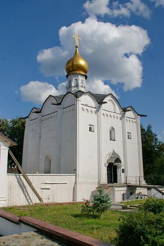 Церковь Введения Пресвятой Богородицы во Храм на Подоле
