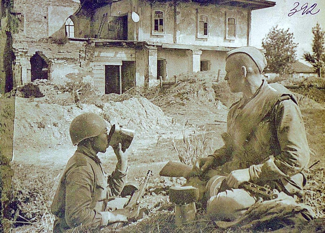 Фото фронтовой жизни бойцов ркка качеству