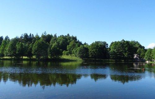 Озеро Литовка