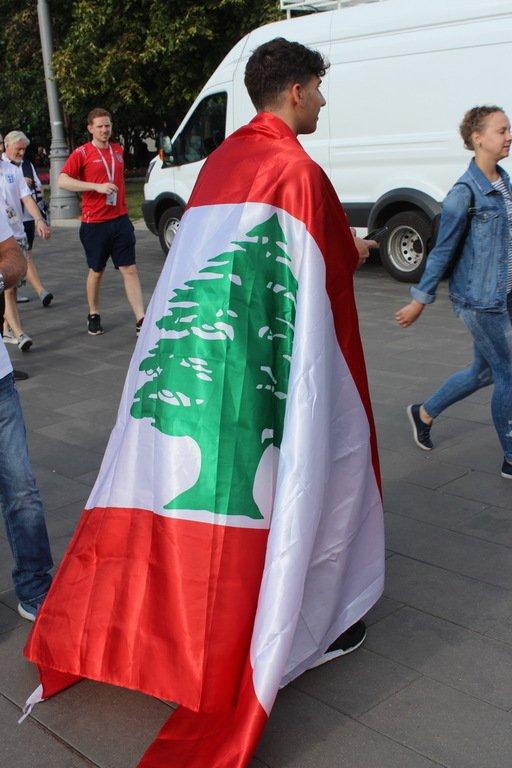 Ливан на полуфинале