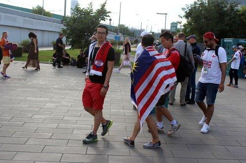 Малайзия на полуфинале