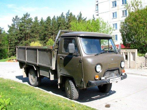 "УАЗ-452 ""Головастик"""