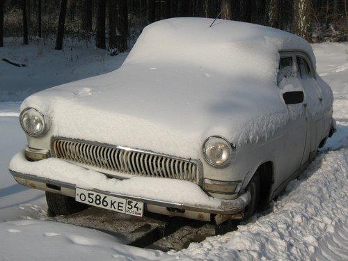 Пришла зима, заснежила!