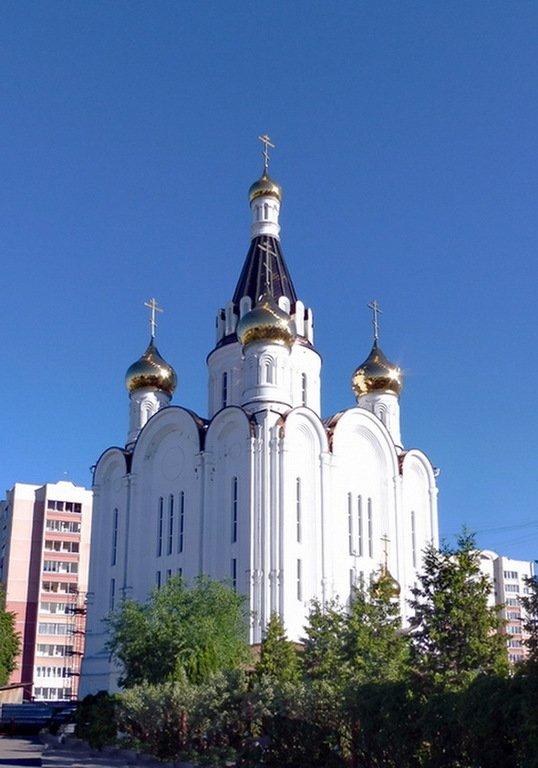 Церковь Покрова Пресвятой Богородицы в Иваново