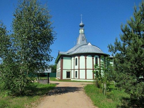 Церковь Сергия Радонежского в Иваново