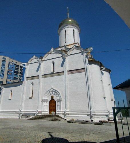 Церковь Троицы Живоначальной в Иваново