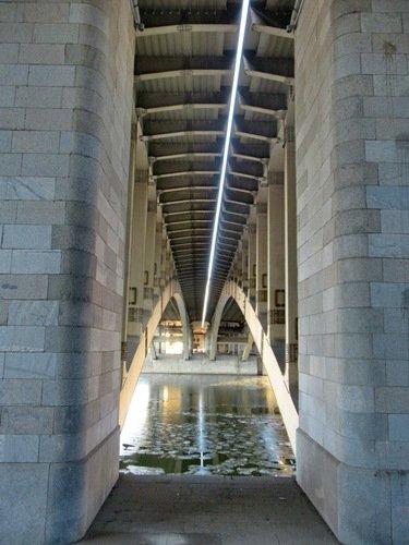 Два Андреевских автодорожных моста.