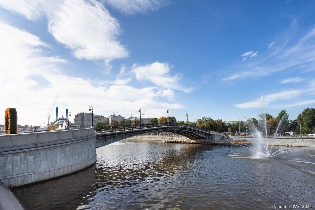 Лужков мост