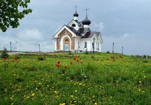 Церковь Новомучеников и Исповедников Российских в Тамбове