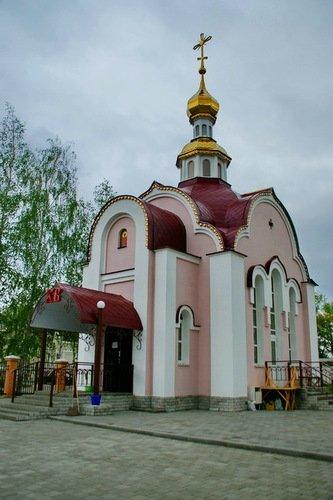 Церковь Пантелеимона Целителя и Луки, архиепископа Крымского, при больнице им. Святителя Луки
