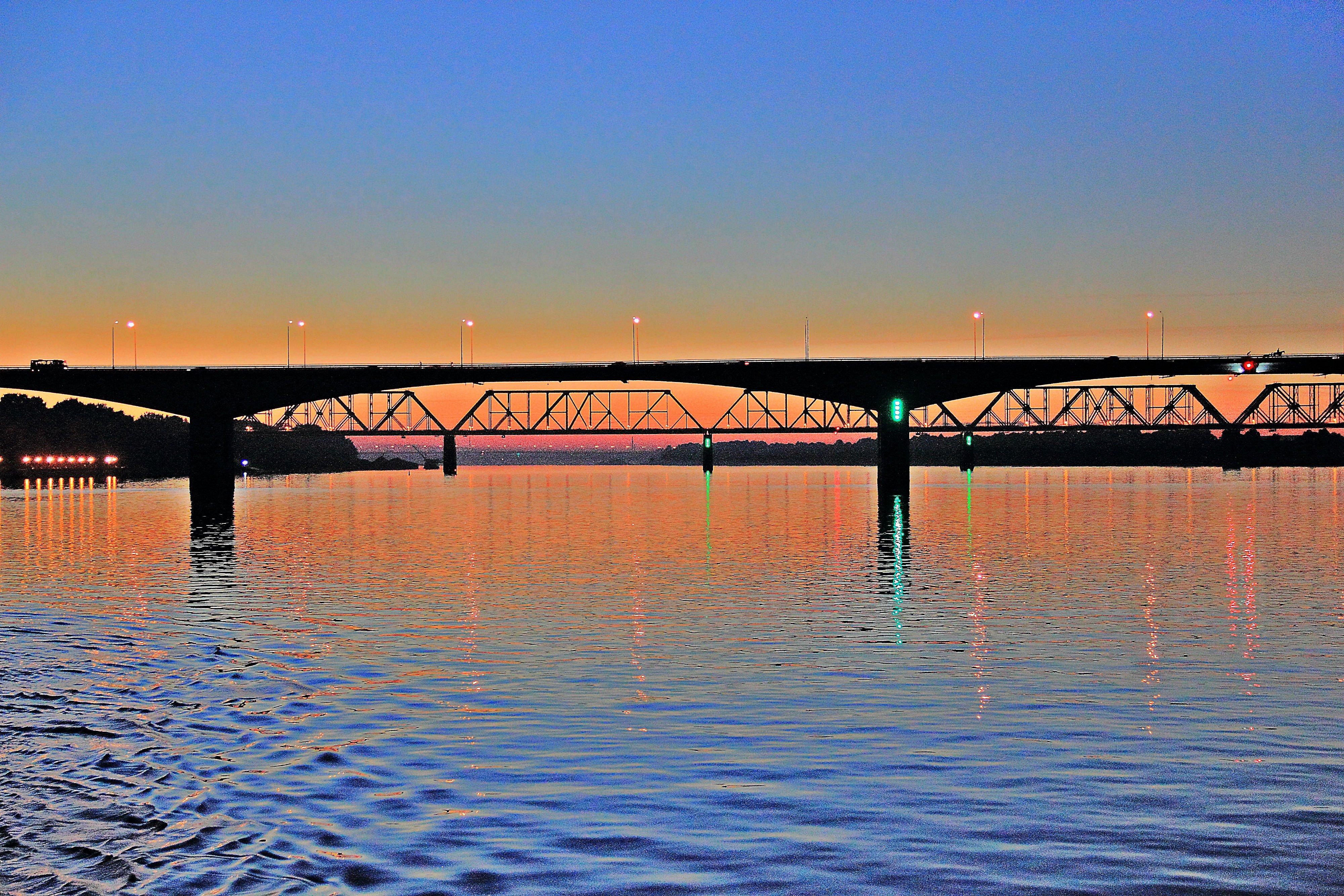 фото мостов ярославль своего