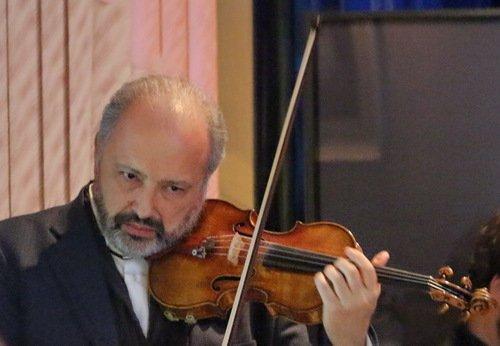 Дмитрий Ситковецкий, скрипач