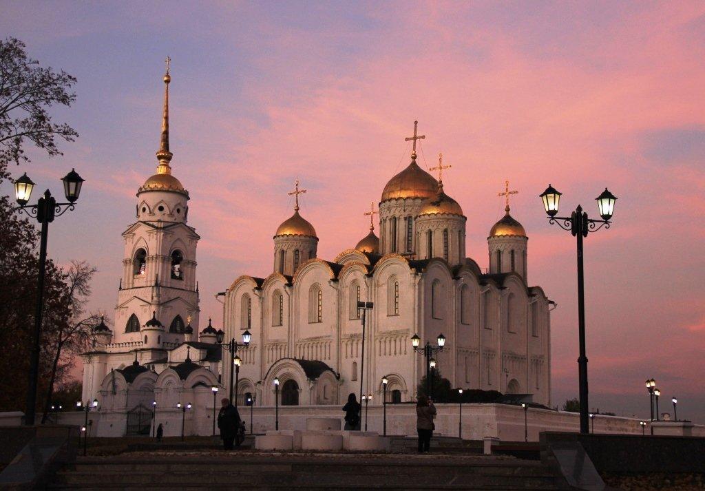 Успенский собор во владимире картинки
