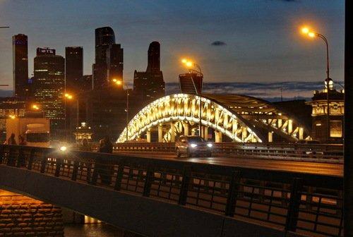 Два моста и Сити