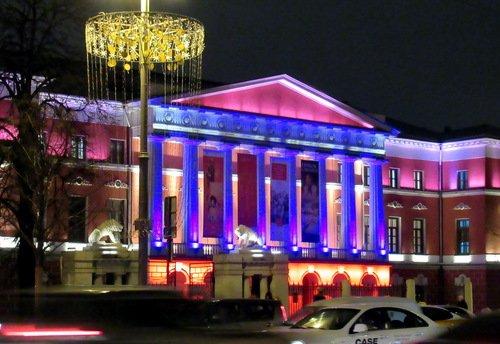 Музей современной истории России (бывший музей Революции).