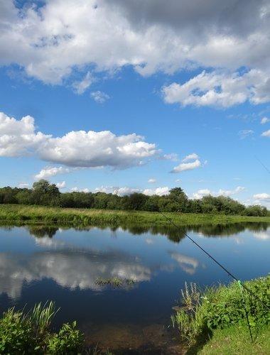 Отдых на реке Клязьма