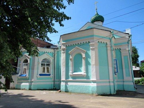 Церковь Александра Невского в Шуе