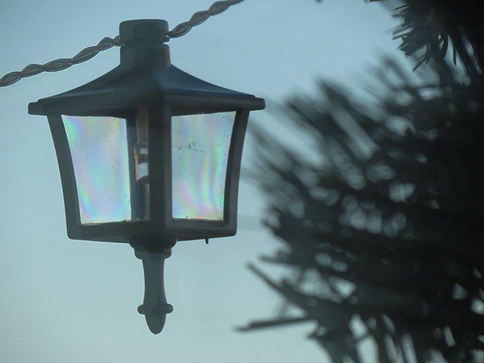 Радужный фонарик
