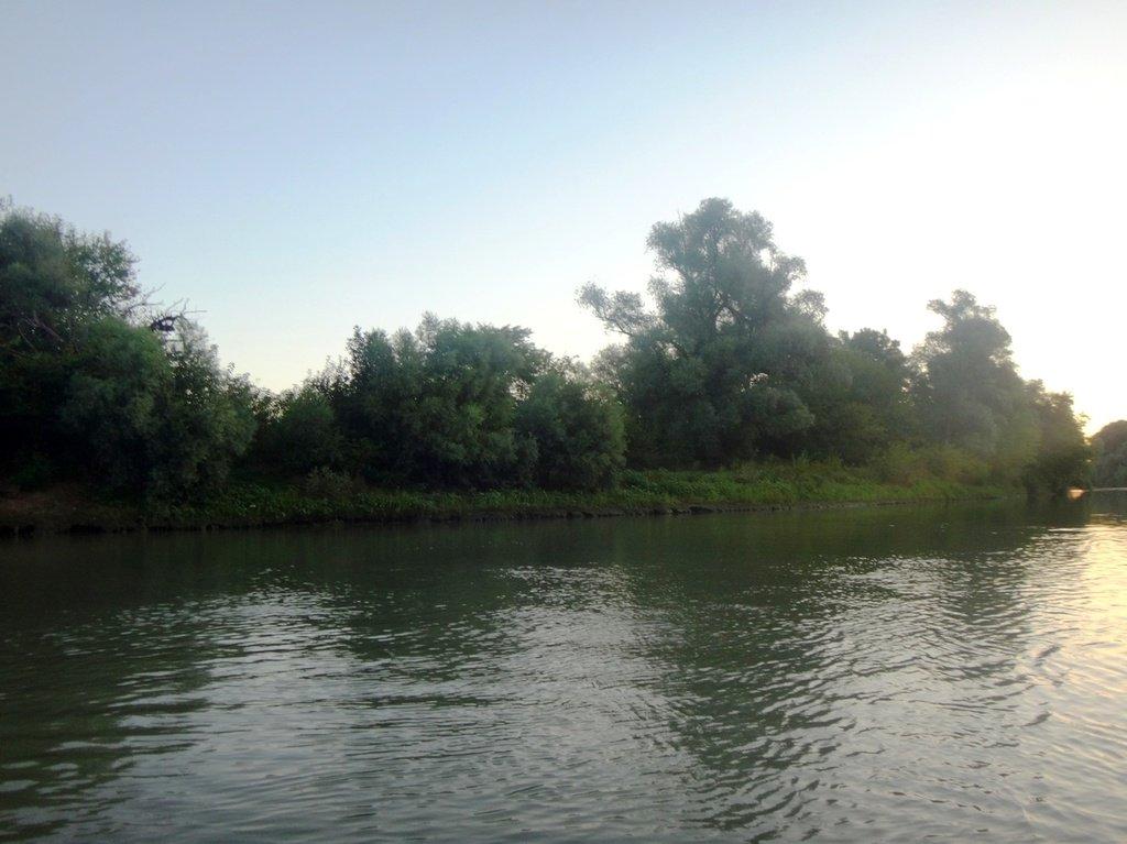 В походе лодочном... август, река Кубань 003 002