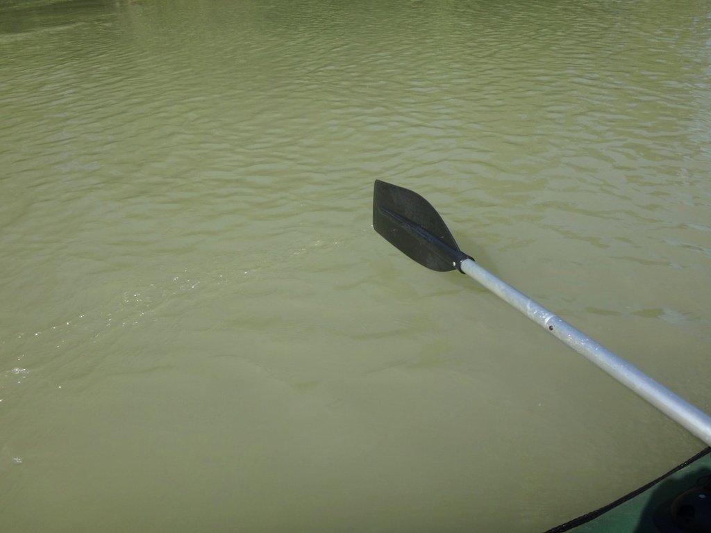 В походе лодочном... август, река Кубань 004 010