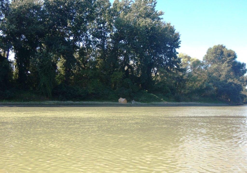 В походе лодочном... август, река Кубань 004 006