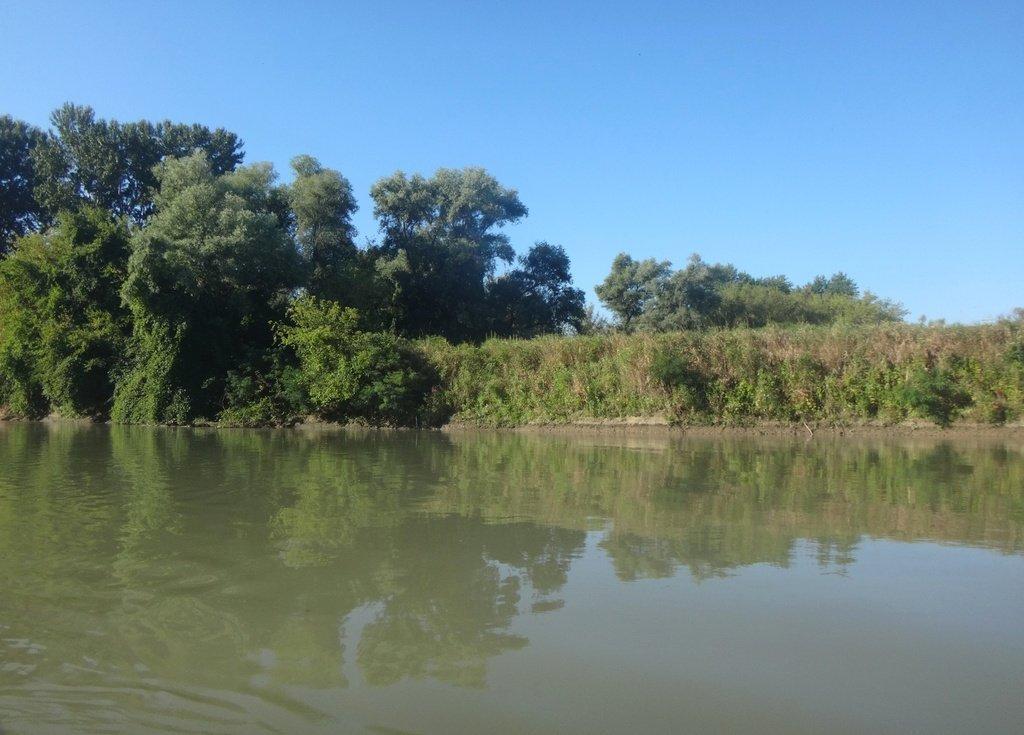 В походе лодочном... август, река Кубань 004 005