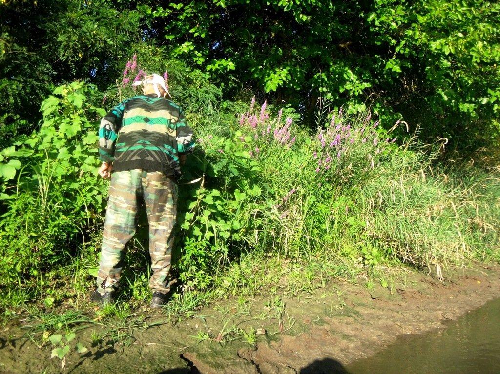 В походе лодочном... август, река Кубань 004 003