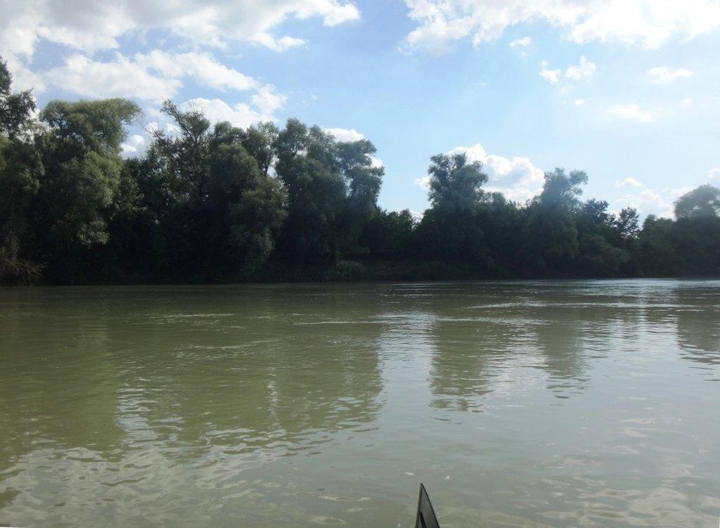 В походе лодочном... август, река Кубань 005 005
