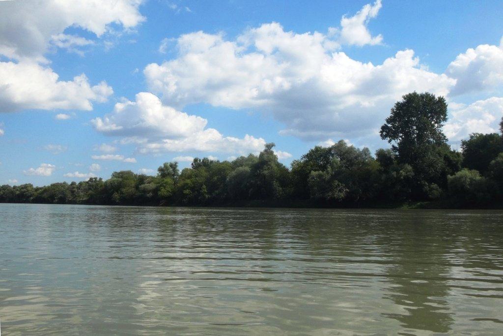 В походе лодочном... август, река Кубань 005 010