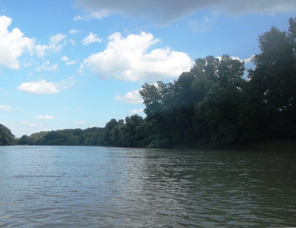 В походе лодочном... август, река Кубань 005 003