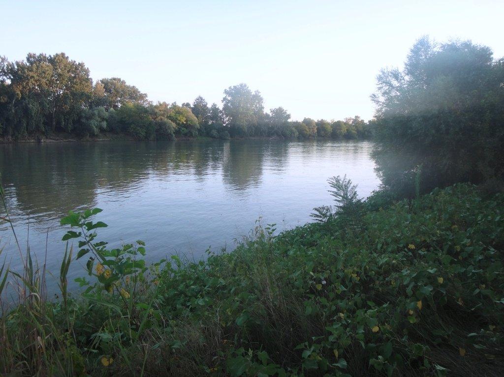 В походе лодочном... август, река Кубань 006 007